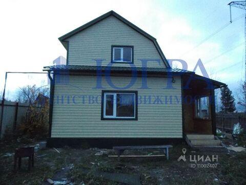 Продажа дома, Нижневартовск, Ул. Чапаева - Фото 1