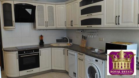 Сдам 3-х комнатную квартиру с евроремонтом 120 м2 в новстрое Гагаринск - Фото 3