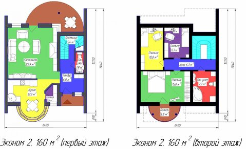 Коттедж 160 м2 в Кашире МО (продажа) - Фото 2