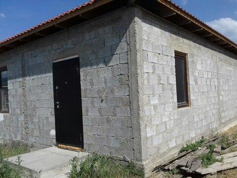 Дом в Цемдолине 80 кв.м, 4 сотки - Фото 3