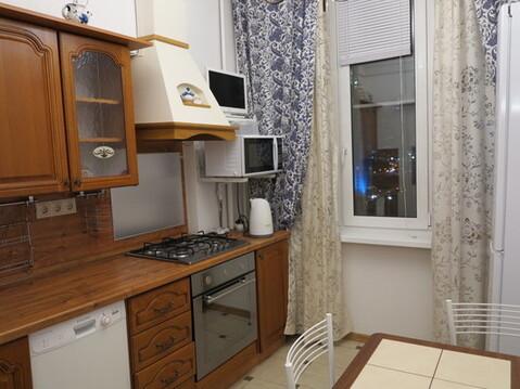 Аренда 3-х комнатной квартиры, Новинский б- 15 - Фото 2