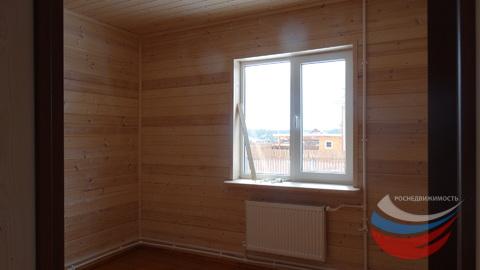 Новый дом из бруса 130 кв.м. 10 сот. Долматово Александровский р-н - Фото 4