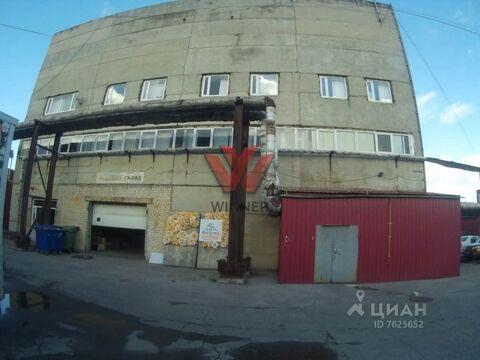 Аренда склада, Нижний Новгород, Ул. Памирская - Фото 1
