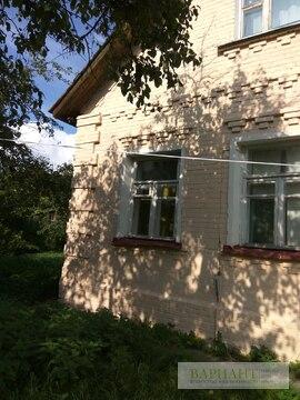 Продается дом с земельным участком в пос. Ильинский Раменского района - Фото 1