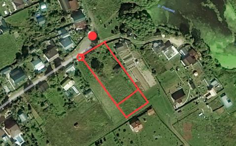 Земельный участок в д. Матвеевское - Фото 1