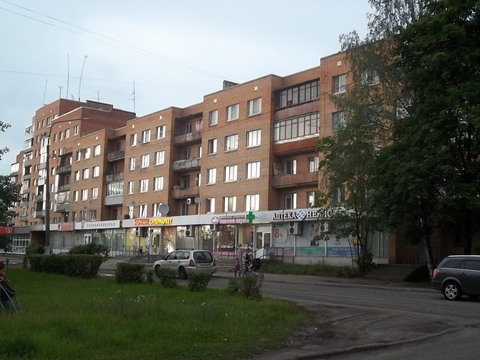 2-комнатная квартира в Тосно, пр. Ленина, 10 - Фото 1
