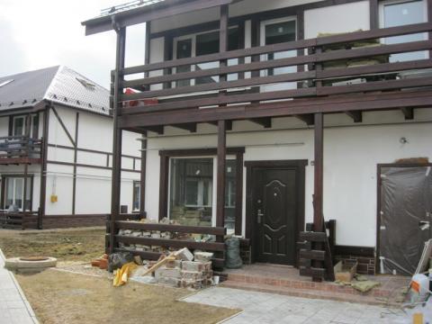 Продается дом( таунхаус) в коттеджном поселке «Заречный» - Фото 2