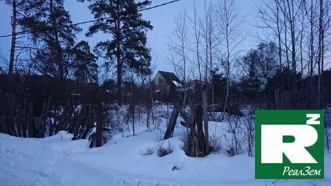 Продается участок в городе Обнинске СНТ Красная горка - Фото 1