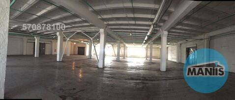 Сдаются теплые склады на втором этаже, есть грузовые лифты 3-х и 5-ти - Фото 3