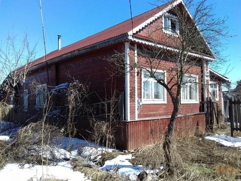Дом в п. Новозавидовский ул. Сенная - Фото 1
