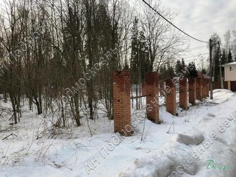 Минское ш. 33 км от МКАД, Сивково, Участок 28 сот. - Фото 1