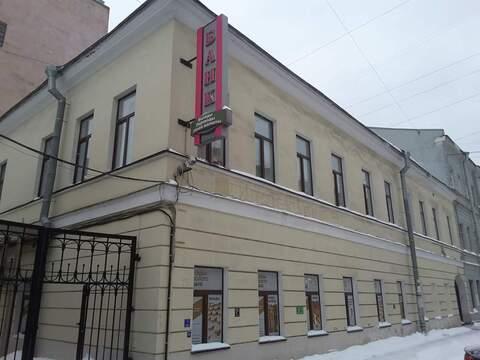 Продажа: здание 1477.7 м2, м. Василеостровская - Фото 1