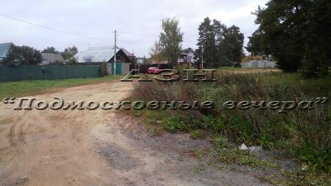 Новорязанское ш. 33 км от МКАД, Первомайка, Участок 20 сот. - Фото 5