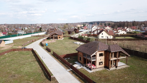 Дом в коттеджном поселке «Якиманский залив». - Фото 4