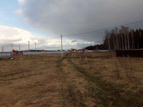 Земельный участок деревня Аксиньино 12 соток - Фото 4