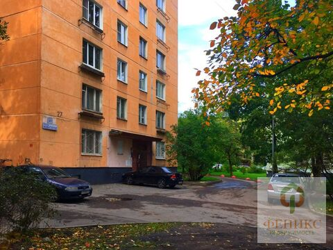 Однокомнатная квартира 26 м.кв с лоджией 5 м.кв; Санкт-Петербург; . - Фото 3