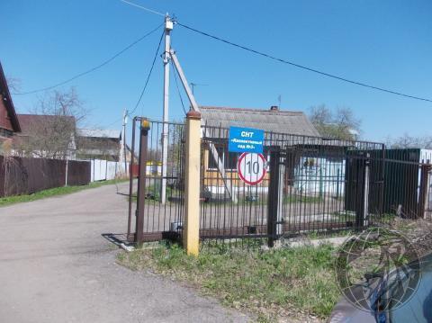 Дача на участке 7,1 сотка СНТ №3, п. Сельхозтехника, Подольск. - Фото 1