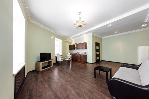 Посуточно элегантная квартира на Невском проспекте - Фото 1