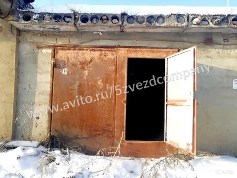 Продается гараж 53 кв.м. г. Чехов, ул. Апрелевская, гспк «Рассвет» - Фото 1