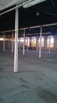 Сдаётся отапливаемое производственно-складское помещение 2256 м2 - Фото 2