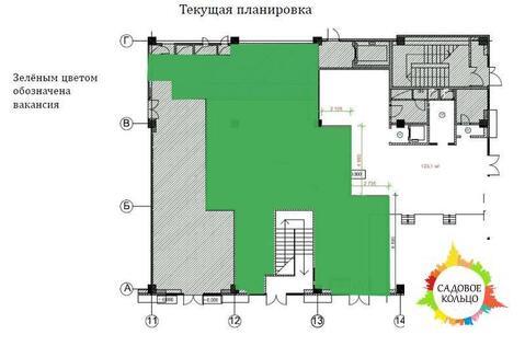 Предлагается к аренде офисное помещение 890 кв.м. - 6-й этаж Бизнес Це - Фото 5