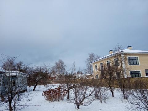 Ильинское ш. 25км. д. Дубцы участок 23.79 соток - Фото 1