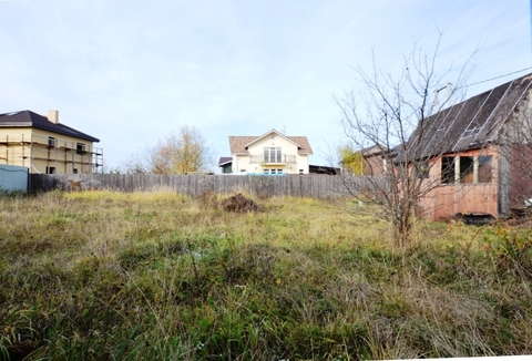 Продается зем. участок 6.6 сотокв д. Осташково - Фото 2