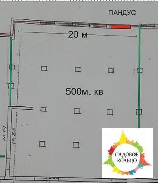 Под склад/произ-во, отапл, на огорож. охран. терр. 200-500 метров теп - Фото 2