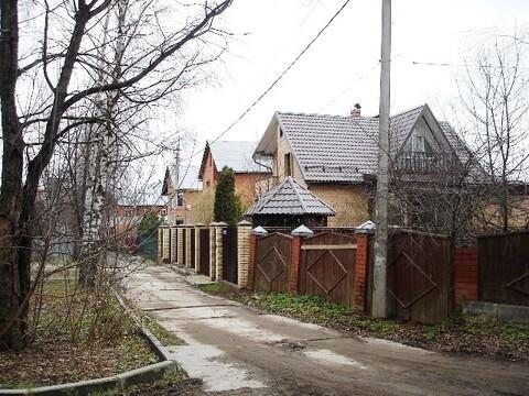 Лесной участок 17соток в пос. Загорянский, Ярославское ш. 14км от МКАД - Фото 5