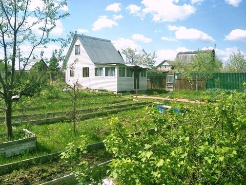 Дачный дом 45 кв.м на участке 7 вблизи деревни Рыжиково - Фото 1