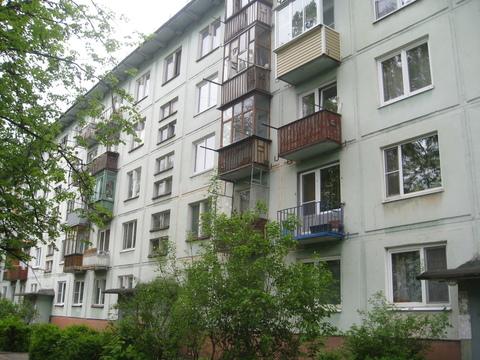Трехкомнатная Квартира Область, улица А.И. Тихомировой, д.6, вднх, до . - Фото 1