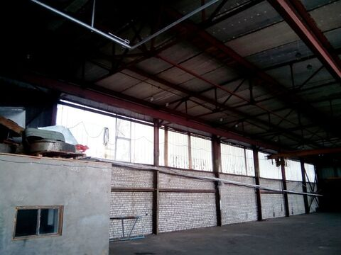 Сдам склад 507,2 кв.м. Руза , Волоколамское ш. 17 - Фото 3