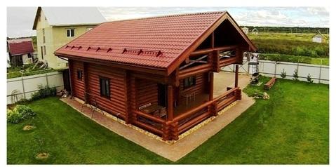 Уютный дом 170м2 для круглогодичного проживания рядом река Волга - Фото 1