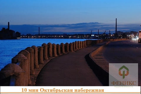 Просторная 1-к квартира в ЖК Приневский - Фото 4