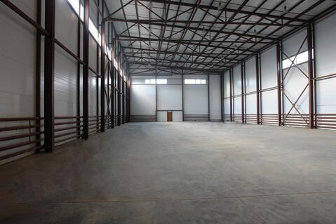 Сдается складской корпус 1276 кв.м с офисами и собственной территорией - Фото 1