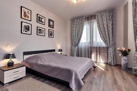 Двухкомнатная квартира посуточно рядом с Летным Училищем, можайского55 - Фото 1