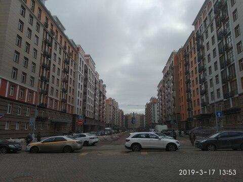 Сдаю квартиру в новом доме у метро Рассказовка - Фото 1