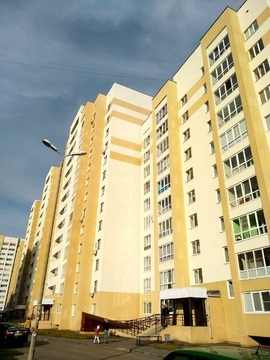 В продаже новая 1 комн. квартира в Спутнике, по ул. Олимпийская 15 - Фото 1