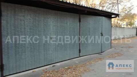 Аренда склада пл. 18 м2 м. Бульвар Рокоссовского в складском комплексе . - Фото 4