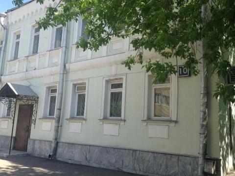 Продажа псн, м. Сухаревская, 1-й Коптельский переулок - Фото 2