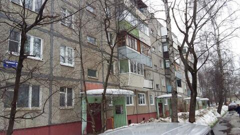 Продам комнату в 2-к квартире, Подольск город, Пахринский проезд 7 - Фото 1