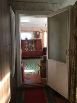 Продаётся хороший бревенчатый дом на одной из центральных улиц - Фото 4