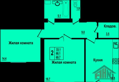 Продажа квартиры, Псков, Ул. Красноармейская