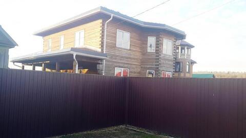 Дом 217 кв.м, Участок 14 сот. , Боровское ш, 10 км. от МКАД. - Фото 3