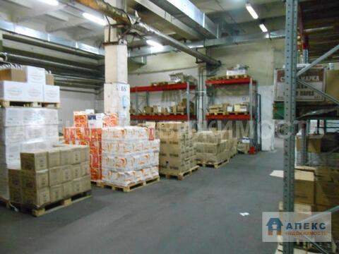 Аренда помещения пл. 5886 м2 под склад, офис и склад м. Волгоградский . - Фото 2
