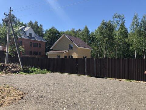 Новый дом, 122 кв.м, пос. Любучаны Чеховский район - Фото 2