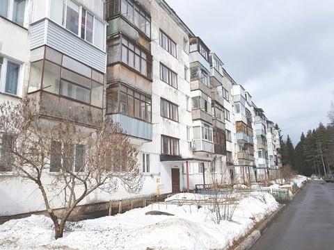 3-комнатная квартира в п. Правдинский, улица Лесная, дом 25 - Фото 1