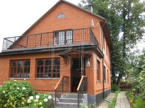 Двухэтажный дом 2004 г. постройки на Ярославском шоссе, 19 км от . - Фото 1