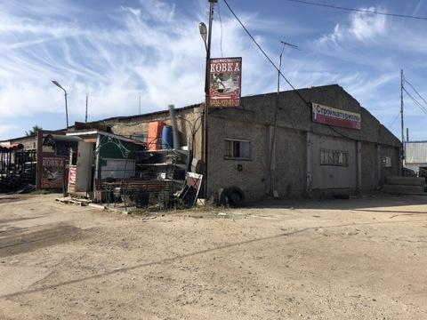 Производственное помещение г.о. Домодедово, мкр. Барыбино, центр - Фото 1