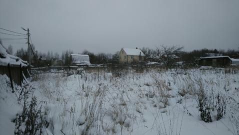 Продается земельный участок 9 соток в д.Высоково, Мытищинский район - Фото 1